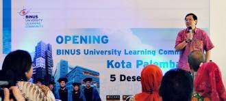 Dua Program Studi BULC Palembang