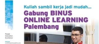BINUS University @Palembang