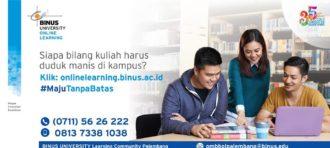 35 Years of BINUS For a Greater Nusantara