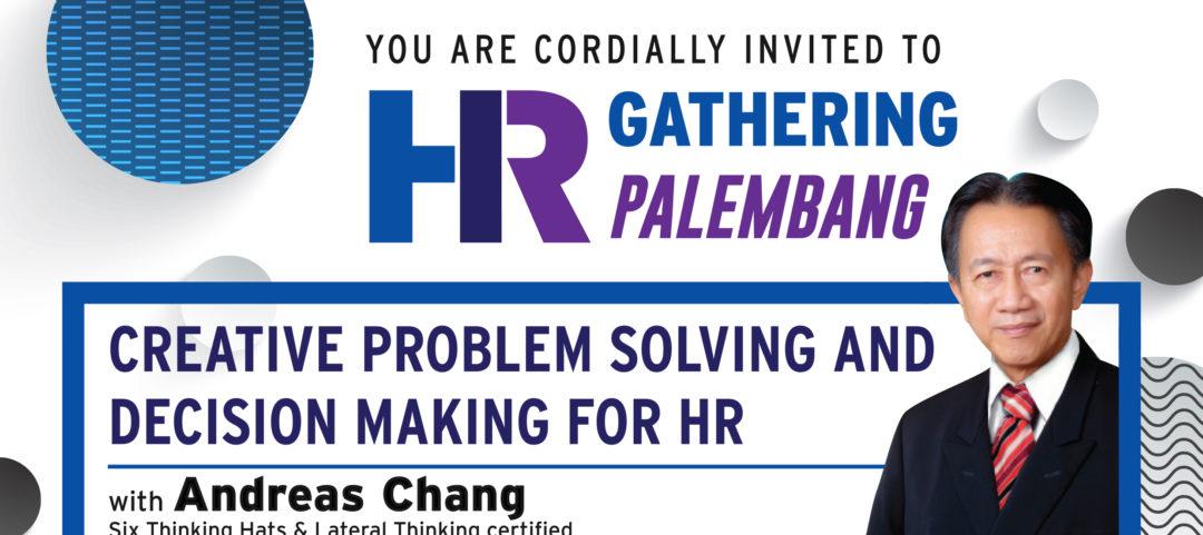 Human Resources Gathering 2016