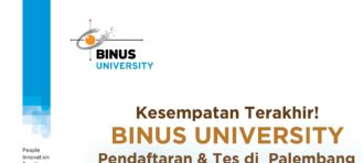 Parents Update @BINUS Palembang