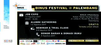 Tes Minat dan Tes Kejuruan SMA PUSRI Palembang