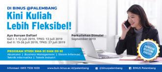 Parents Update @BINUS Palembang